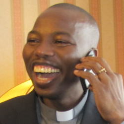 Bishop Stephen Dami Mamza